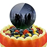 Rise of the Zombie Horde Cake Top Topper