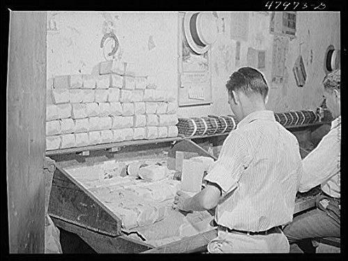 HistoricalFindings Photo: Cigar Factory,Yauco,Puerto Rico,Ponce Municipality,Farm Security Admin,FSA