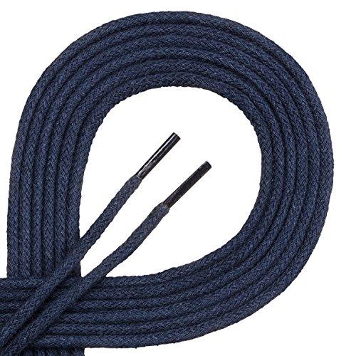 Scarpe Per Mm Dunkelblau Di Rotondi Mm 3 Lacci Diametro 4 Ficchiano wEwzcntqH