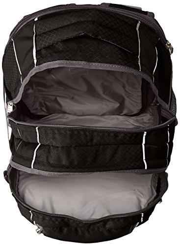High Sierra Access Laptop Backpack, Black