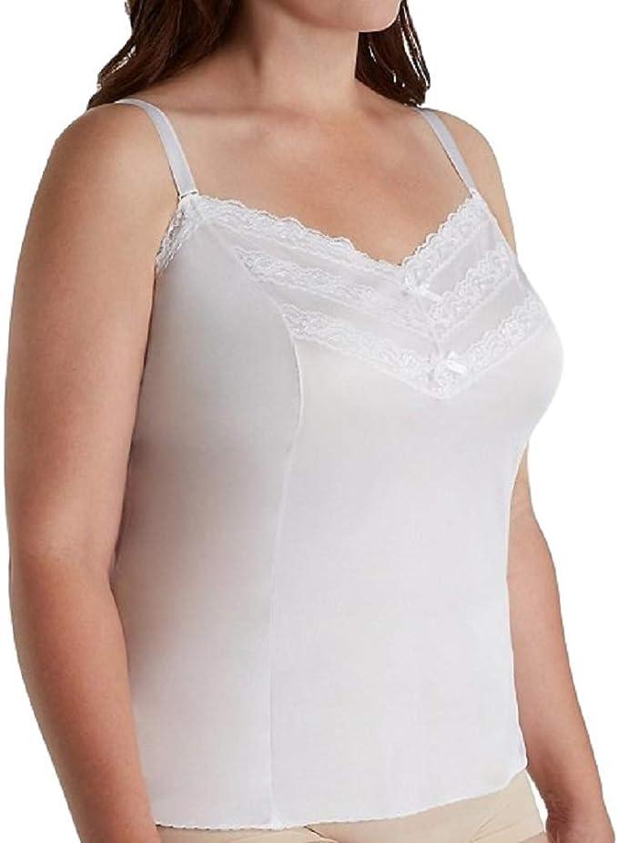 Velrose Lingerie Nylon Lace trim Camisole Style 22304