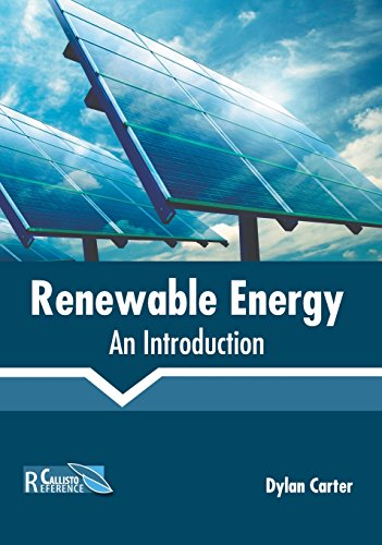 Renewable Energy: An Introduction