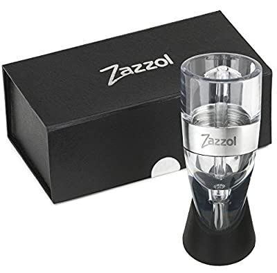 Best Wine Aerator Decanter. Significantly Better Taste In Seconds. Most Wanted Wine Accessories Gift
