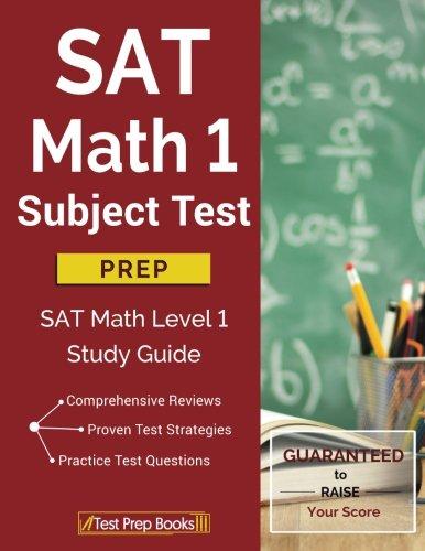 math 1 sat subject test - 8