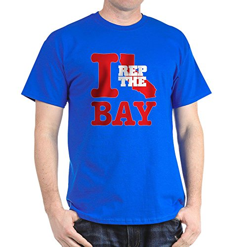 CafePress I REP The Bay 100% Cotton T-Shirt