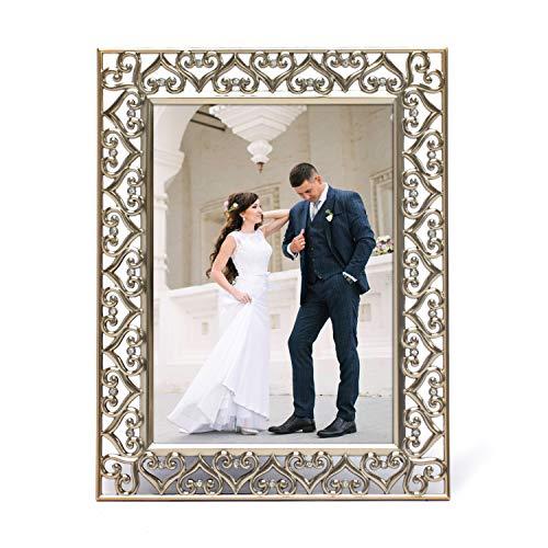 Elegant Heart Design Frames - 7