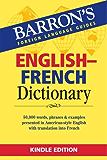 BARRON'S ENGLISH FRENCH DICTIONARY