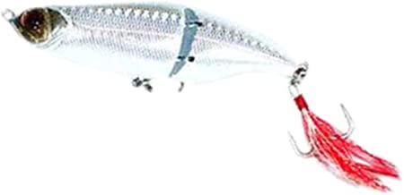 New Speed Glide 100 Saltwater Bone Flash Lure Bait Fishing Equipment JO-2552BASS by KolotovichTool