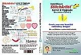 Embrilliance StitchArtist Upgrade Level 1 to Level 2 Digitizing Embroidery Software for Mac