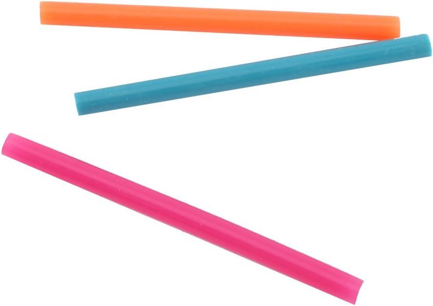 7/couleurs adh/ésif Hot Melt b/âton de colle 7/* 100/mm multi couleur couleur