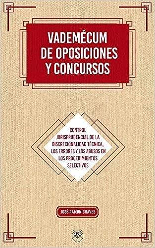 Vademécum de oposiciones y concursos: Amazon.es: Jose Ramon ...