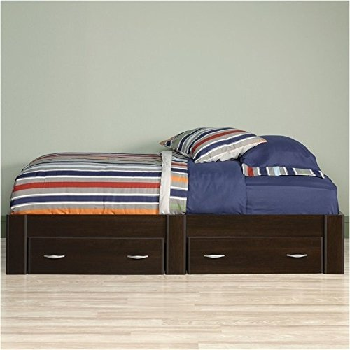 Sauder Beginnings Twin Platform Bed