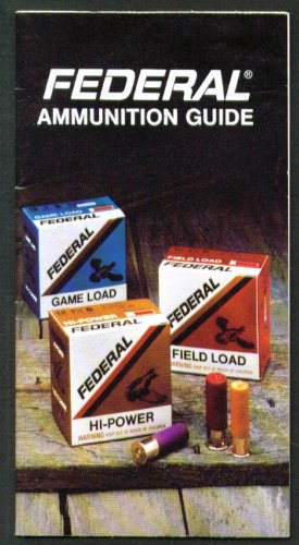 (Federal Cartridge Shotgun & Rifle Ammunition Guide 1977)