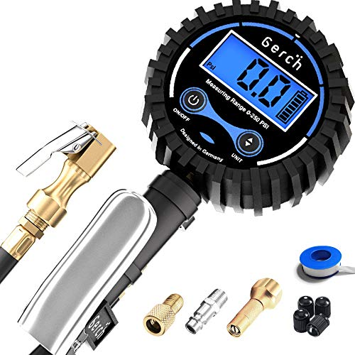 r with Pressure Gauge and Longer 24