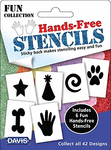 Davis HFS.Fun Fun Collection Hands Free Stencils