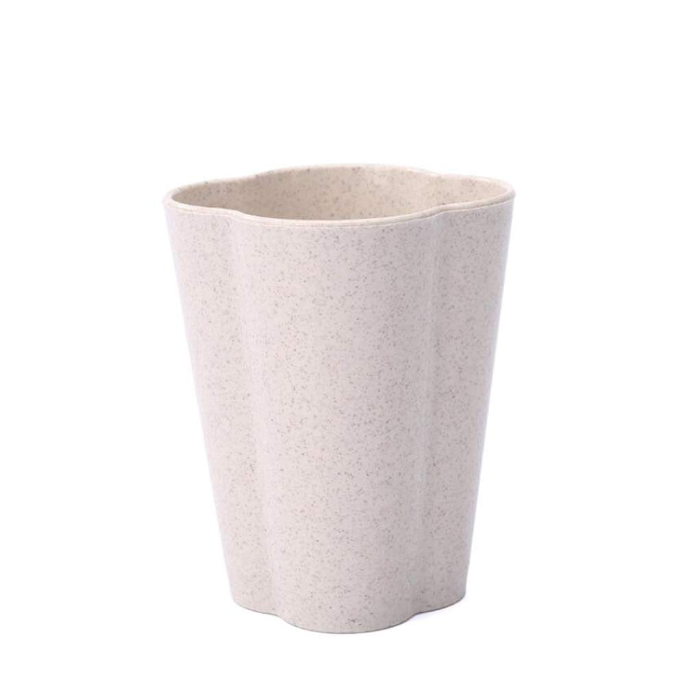 Kaned Flower Shape Brushing Cup Creative Practical Household Toothbrush Holder Wash Gargle Cup