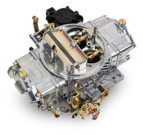 Holley 0-81770 Model 4150 Street Avenger 770 CFM 4-Barrel Vacuum Secondary Manual Choke New Carburetor (Vacuum Barrel Secondary Manual Choke)