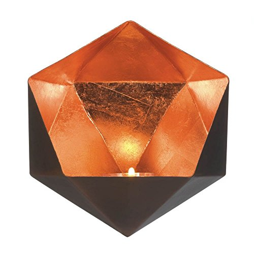Wall Sconce Copper Candle (Wall Sconce, Antique Metal Decorative Candle Holder Wall Sconce)