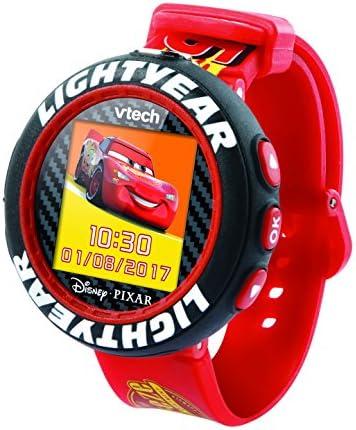 Amazon.es: VTech-80-507222 Reloj multifunción Cars 3 Rayo Mcqueen ...
