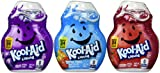 Kool-Aid Liquid Drink Mix Variety 3 Pack (Grape, Cherry and Tropical Punch) 1.62 fluid ounces each