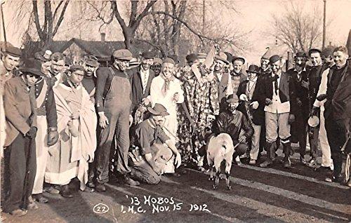 Chicago Hobo (Hobos Nov 15, 1912 Chicago, Illinois)
