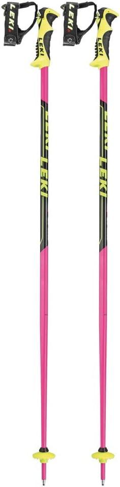 LEKI Worldcup Lite SL Jr Ski Pole 9775