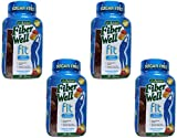 Fiber Well Fit Gummies, 4 Pack (90 Count)