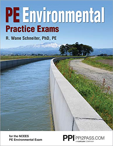 PE Environmental Practice Exams (National Council For Science And The Environment)
