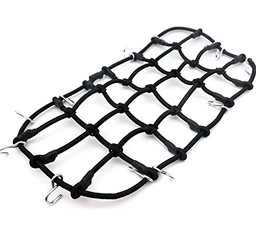 110 Rc Rock Crawler Elastic Luggage Net With Hook For Axial Scx10