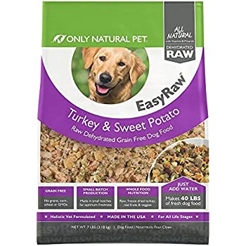 Low Copper Homemade Dog Food