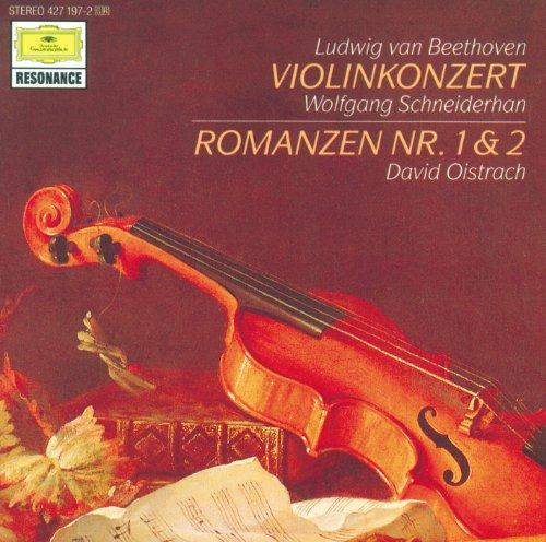 - Beethoven: Violin Concerto op.61; Romance op.40