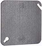 """Thomas & Betts 52C1 4"""" Square Blank Cover"""