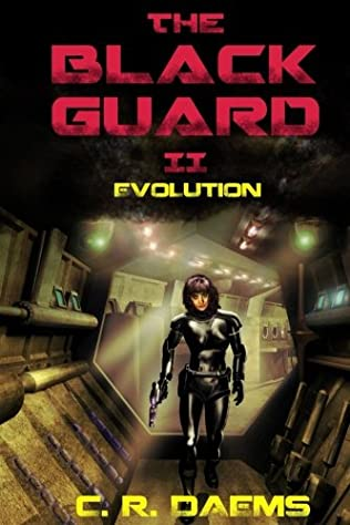 book cover of The Black Guard