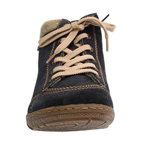 15 Boots Remonte thekla D3887 wood Ankle pilot pSnY8wqR