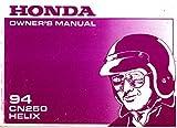 31KS4640 1994 Honda CN250 Helix Scooter Owners Manual