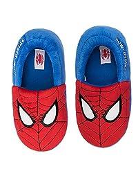 ANKIDS Kids Spider-Man Indoor Slippers Boys Girls Toddler