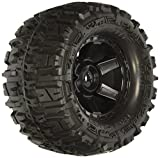 Proline 117013 Trencher 2.8' All Terrain Tires Mounted for Electric Stampede/Rustler, Pair