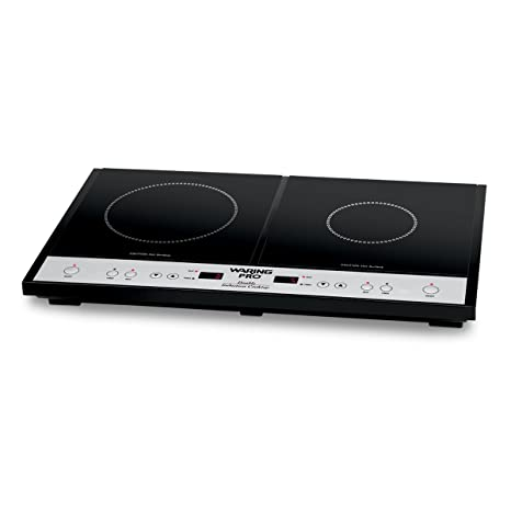 Amazon.com: Waring Pro ict400 doble Induction Cooktop ...