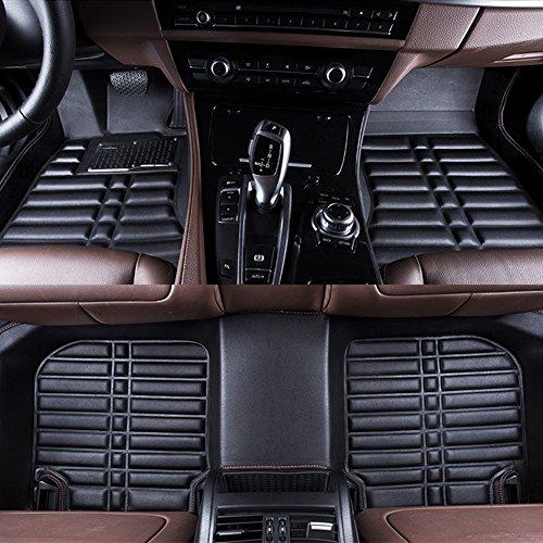 Big Hippo Car Floor Mat Compatible Nissan Altima 2007-2017 L