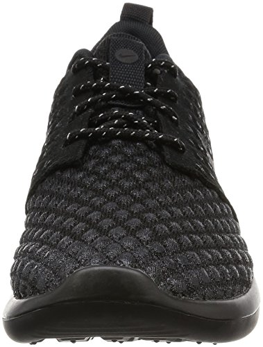Nike Herre Roshe To Flyknit 365 Løbesko Sort / Sort-sort-sort 96pUK