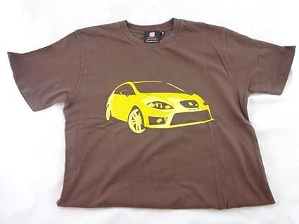 Camiseta Leon Cupra mk1