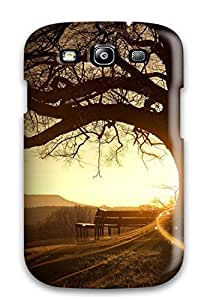 Hot Snap-on Pix Of Beautiful Nature Hard Cover Case/ Protective Case For Galaxy S3