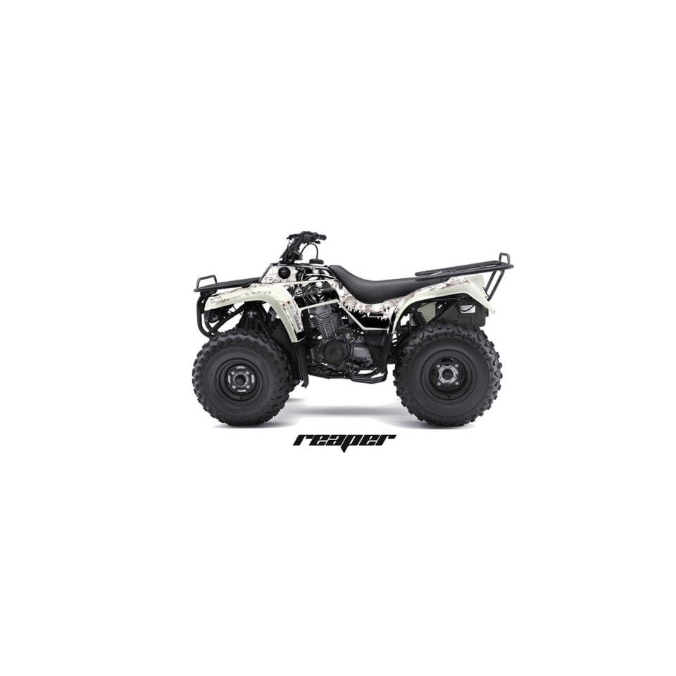 AMR Racing Kawasaki Bayou 250, Bayou 220, Bayou 300 ATV Quad, Graphic Kit   R