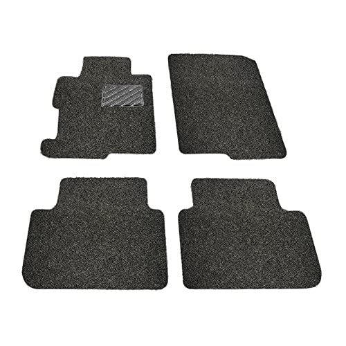 NEW 99-04 FORD MUSTANG BLACK NYLON CARPET FLOOR MATS 4 PIECES NEW