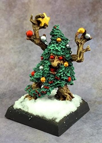 Reaper Miniatures Yule Treant #01594 Special Edition Unpainted Metal Figure -