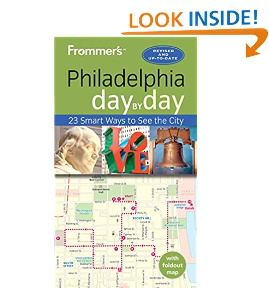 Philadelphia Map Amazoncom