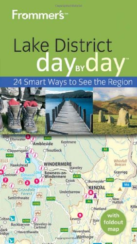 Frommer's Lake District Day By Day (Frommer's Day by Day - Pocket)
