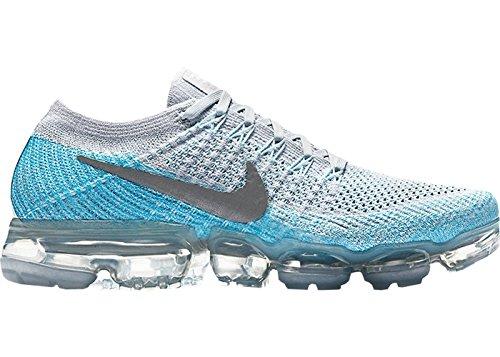 platinum silver shoes - 7