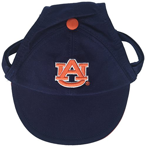 - Sporty K9 Collegiate Auburn Tigers Dog Cap, Large