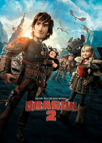 How To Train Your Dragon 2 Movie Poster 11